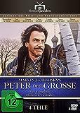 Peter der Große - Der komplette Vierteiler (4 DVDs) - Fernsehjuwelen - Robert K. Massie