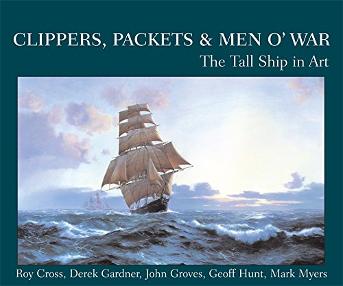 Clippers, Packets & Men O' War (La Cross Clipper)