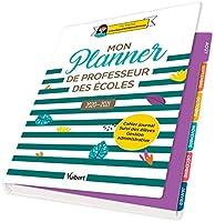 Mon Planner de professeur des écoles 2020/2021 - Cahier journal, Suivi des élèves, Gestion administrative