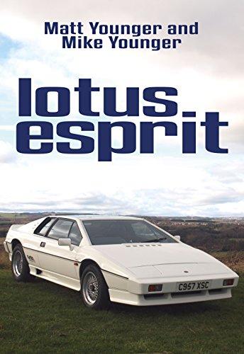 Lotus Esprit (English Edition) de [Younger, Matt, Younger, Mike]