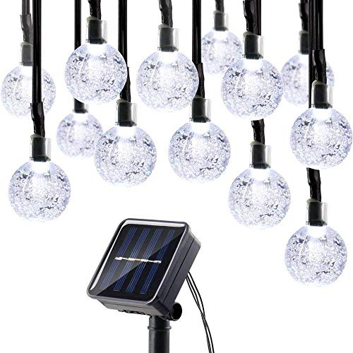 lederTEK 30LED6mSolarBSL05-White-uk