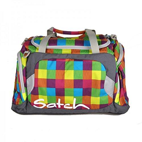 Ergobag Satch borsone sport accessori borsa 50 cm - misura unica, Beach Leah 2.0
