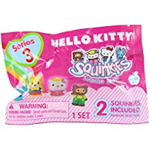Squinkies Hello Kitty Series 3 Blind Party Bag Pack of 10