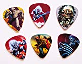 #7: Iron Maiden(Band) Guitar Picks | 1.0mm Heavy, Set of 6