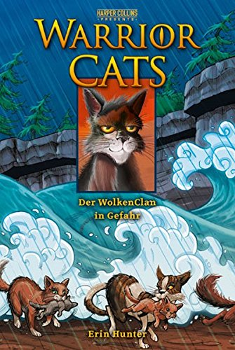 Warrior Cats (3in1) 04: Der WolkenClan in Gefahr