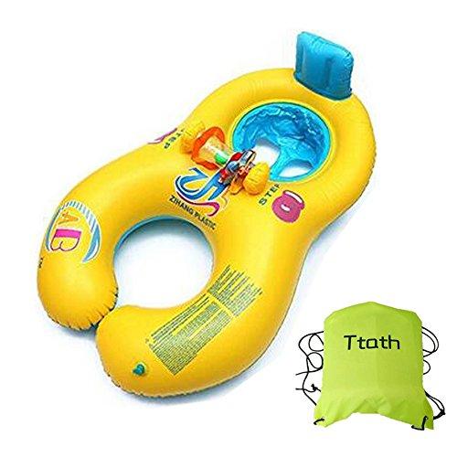 ttath-gonfiabile-per-madre-e-bambini-baby-float-piscina-neonati-1-2-anni-presidenza-molle-di-sicurez