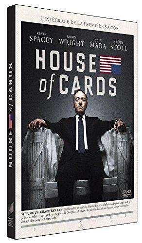 House of cards : l'intégrale de la première saison