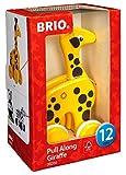 BRIO Infant & Toddler - Pull-along Giraffe