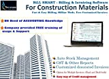 BILL SMART Billing for Construction & Building Material Stores, Inventory & Accounting Software