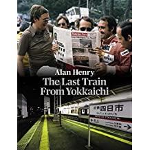 Last Train From Yokkaichi (English Edition)
