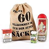Cera & Toys® Geburtstagsgeschenk Set 60 (4-Teilig)