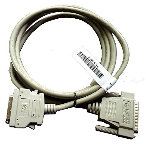 Preisvergleich Produktbild Kabel Drucker DB-25 Stecker auf ieee1284 C 36-pin männlich HP 8120 – 8668 200 cm grau