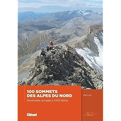 100 sommets des Alpes du Nord: Randonnées sauvages à 3 000 mètres