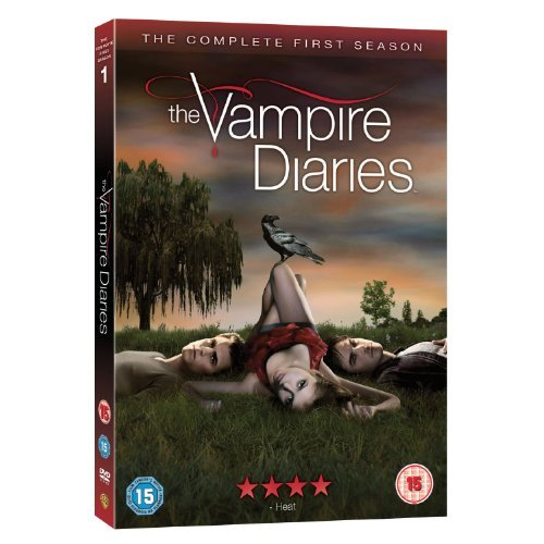 The Vampire Diaries: CW Series - The Complete Season 1 Collection Including Exclusive DVD Extra Features (5 Disc Box Set) [DVD] (Vampire Diaries Set Box)