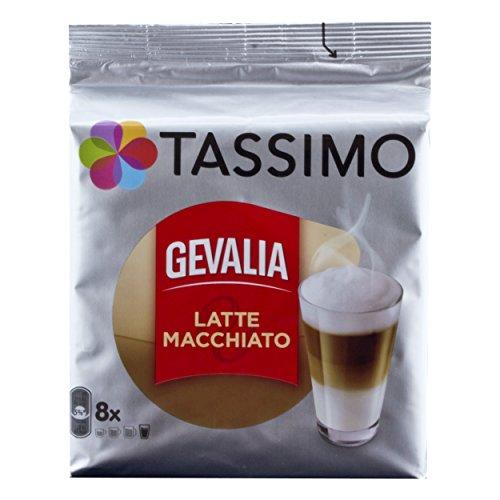 e Macchiato, Kaffeekapsel, Milchkaffee, Röstkaffee, 8 Portionen ()