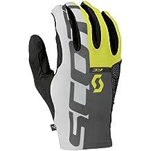 Scott RC Pro Tec guantes de ciclismo de largo colour negro/blanco 2016, verano, hombre, color Negro - black/sulphur yellow, tamaño XL (11)