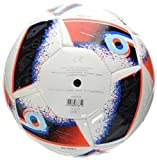 adidas Euro16 Mini Fußball, White/Bright Blue/Solar Red/Silver Metallic, 1