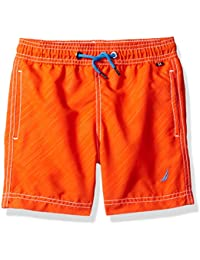 Nautica Boys' Anchor Swim Trunk