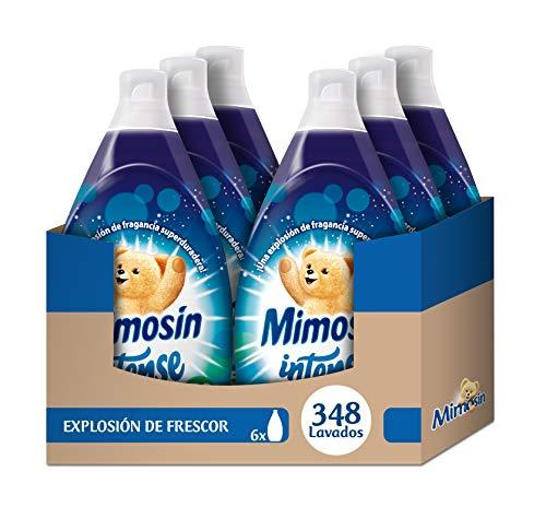 Mimosin Suavizante Intense Explosión de Frescor 6 Suavizantes - 58 lavados