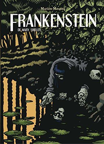 Frankenstein (Clasicos en cómic) por Mary Shelley