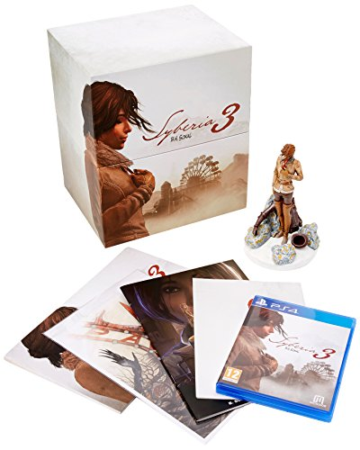 Syberia 3: Collectors Edition (PS4)