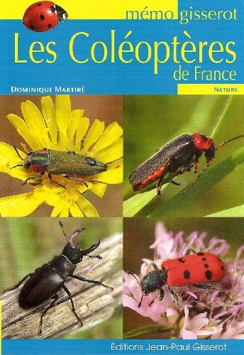Memo - les Coleoptheres de France par Martire Dominique