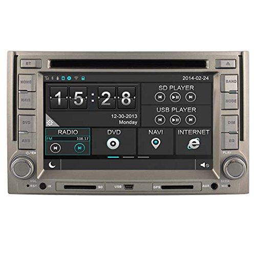 witson für Hyundai i8002007–2012/Hyundai Grand Starex 2007–2012/Hyundai Grand Starex Royale 2007–2012/Hyundai H 2007–2012/Hyundai H Travel 2007–2012/Hyundai H Cargo 2007–2012/Hyundai iLoad 2007–2012/Hyundai iMax 2007–2012/Hyundai H3002007–2012/Dodge H100Van/Wagon 2007–2012/Hyundai iLoad 2007–2012/Hyundai Starex 2007–2012Auto DVD GPS Navigation Audio Video Stereo-System mit Aux Eingang/Radio (am/fm) Unterstützung SD/USB/iPod/iPhone/3G/Video/DVR/Back Up Kamera/Bluetooth für Hands-Free/Lenkradfernbedienung (Cargo 2009)