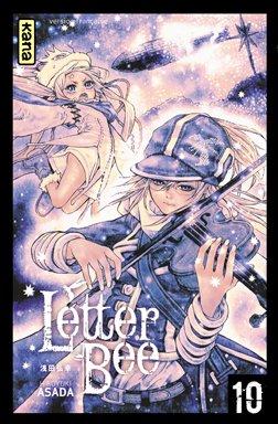 Letter Bee Vol.10 par ASADA Hiroyuki
