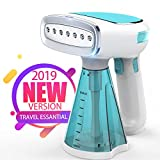 Likuche Clothes Steamer,1500W Handheld Garment Steamer with 250ml,25s Fast Heat-up Steamers for clothes,Portable Fabric Steamer
