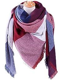026d34df51d Amazon.fr   écharpe à rayures - Accessoires   Femme   Vêtements