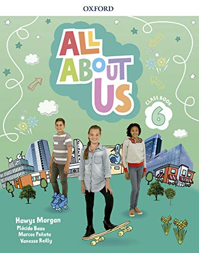All About Us 6 Class Book