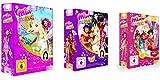 Mia and Me - Box 1.1 + 1.2 (Staffel 1 - Folge 1-26) + Box 2.1 (Staffel 2 - Folge 1-13) im Set - Deutsche Originalware [9 DVDs]