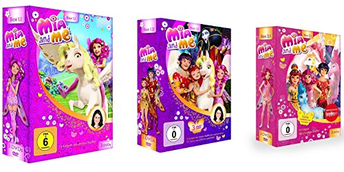Mia And Me Staffel 2 Box