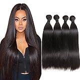 Best Brazilian Straight 4 Bundles - Bestsojoy 8A Brazilian Virgin Hair Straight 4 Bundles Review