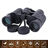 #3: Kurtzy Binocular Telescope High Range Distance and Multi Coated Powered Prism Lens, Includes Wider View 18x5x14cm