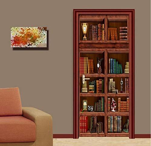 Wand-Aufkleber 3D Home Design Wandtattoos Wohnzimmer Schlafzimmer 3D Paste 10 Set Großhandel Tür Aufkleber - Großhandel Esszimmer-sets