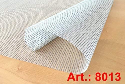Rideau coulissant 8013 - Lestage en aluminium - 50 x 250 cm - Possibilité de raccourcir