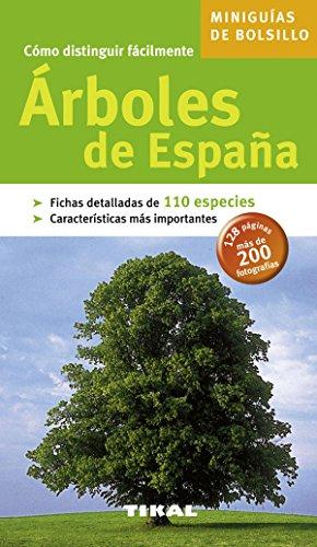 Arboles De España (Miniguias De Bolsillo) por Aa.Vv.