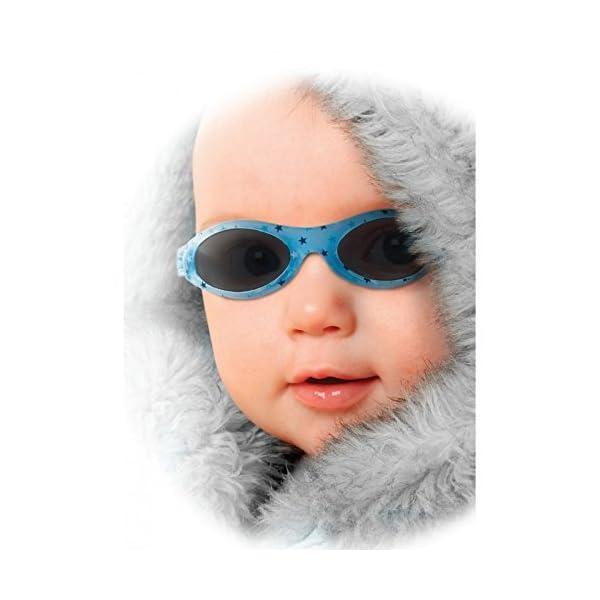 Dooky Baby Banz Baby–Gafas de sol para Silver Star disponible en diferentes colores 4