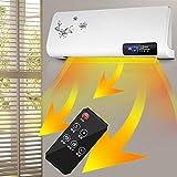 PTC, riscaldatore 2000W, riscaldatore a Risparmio energetico, riscaldatore Elettrico Impermeabile EA Risparmio energetico per Bagno, riscaldatore Elettrico a Parete, riscaldatore ad Aria Calda