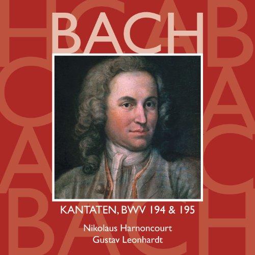"Cantata No.195 Dem Gerechten muss das Licht immer wieder aufgehen BWV195 : II Recitative - ""Dem Freudenlicht gerechter Frommen"" [Bass]"
