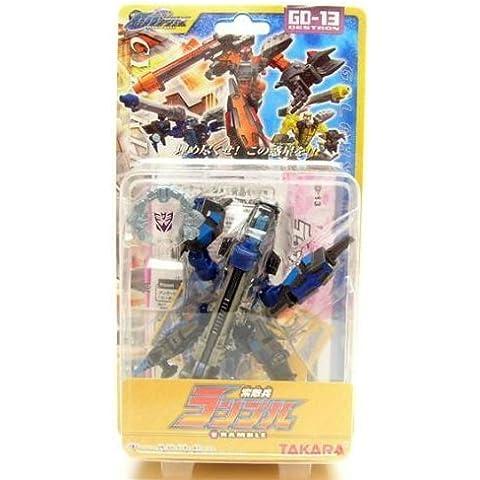 Transformers rombo blu