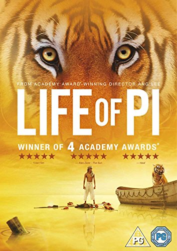 LIFE OF PI DVD [UK Import]