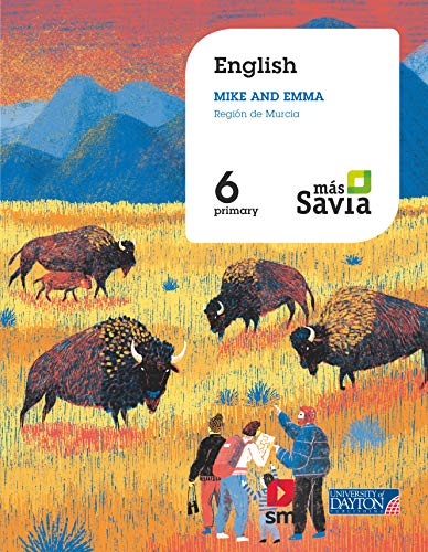English for Plurilingual Schools. 6 Primary. Más Savia. Murcia