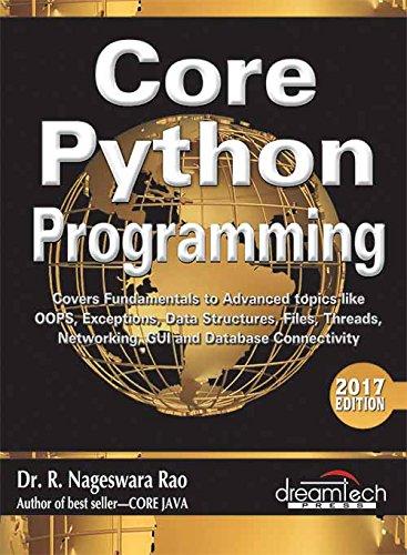 Core Python Programming eBook: Dr  R  Nageswara Rao: Amazon