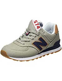 New Balance Ml574v2 Yatch Pack Sneaker Uomo Blu Blue 40 EU A9i
