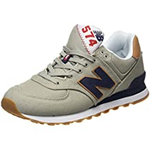 New Balance Herren ML574Y Yatch Pack Sneaker,