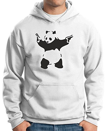 cotton-island-sudadera-hoodie-tr0015-banksy-panda-street-graffiti-art-stencil-talla-m