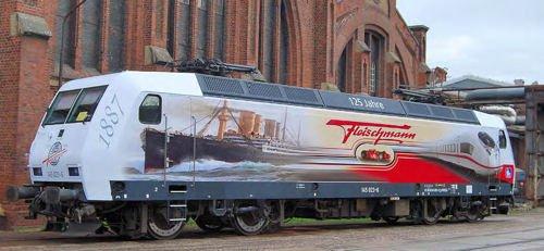 H0 FL E-LOK BR 145, 125 J. FLEISCHMANN