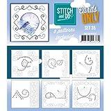 Stitch & Do Cards Only Set 35